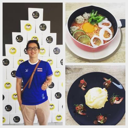 18.02.59 16.30 ร้านอาหารในตำนาน JM cuisine อาหารความคิดสร้างสรรค์ต้นตำรับเพชรบุรี ข้าวไข่ข้นซอสต้มยำกุ้ง+ มาม่าลาวา.jpg