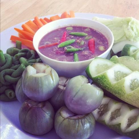น้ำพริกกะปิ เมนูสำหรับมาเป็นหมู่คณะ จัดเลี้ยงอาหารเซ็ท #JMcuisine #หน้าไม่งอรอไม่นาน.jpg