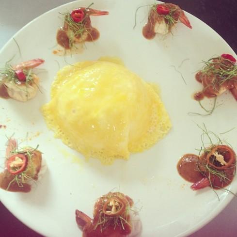 iampetezaข้าวไข่ข้นซอสต้มยำกุ้งน้ำข้น.jpg