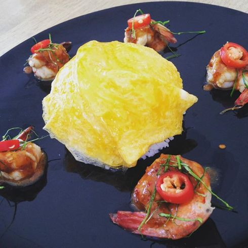 kayjang ข้าวไข่ข้นซอสต้มยำกุ้ง#JMcuisine.jpg