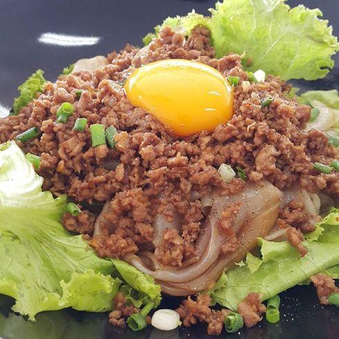 pinpitak ก๋วยเตี๋ยวเนื้อสับโบราณ #food #noodle.jpg